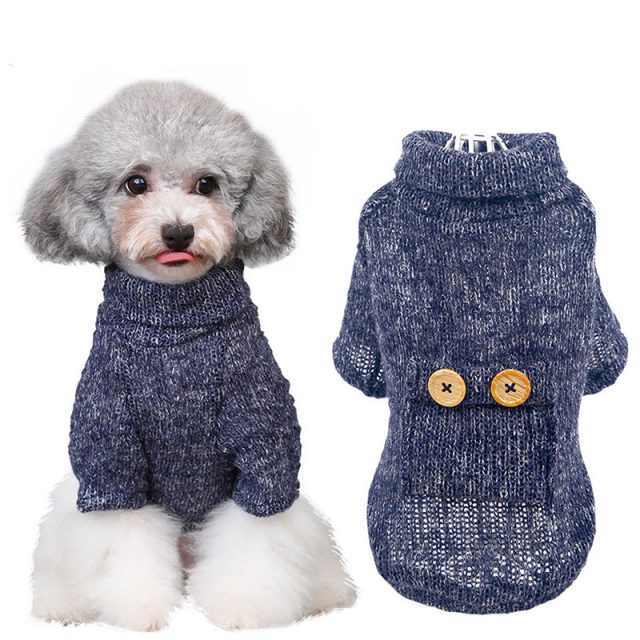 Warm Sweater for Dogs