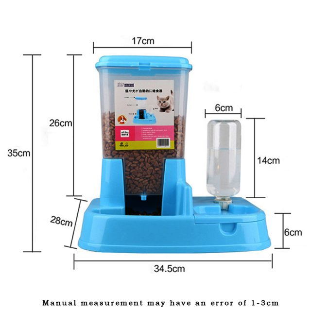 LargeAutomatic Feeder