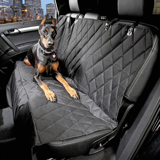 Waterproof Car Back Seat Covers For Dogs