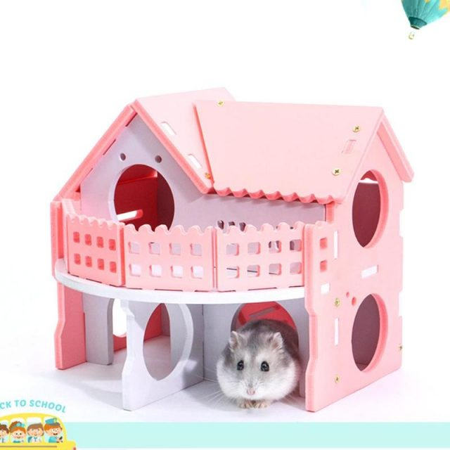 House for small pet
