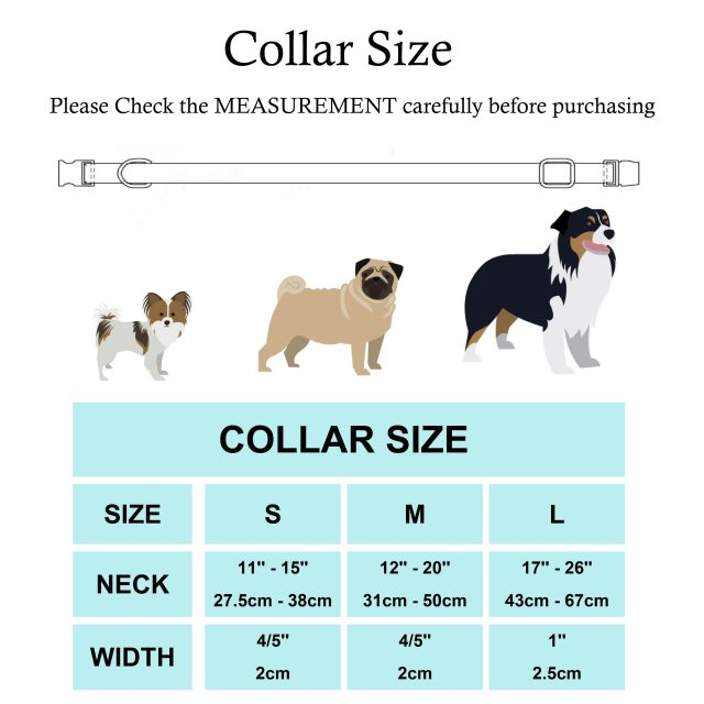 Custom Personalized Pet  Dog Collar Personalized Adjustable Engraved Puppy Cat Nameplate ID Collars